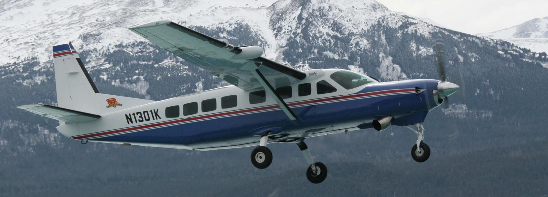 Supervan 900 Engine Conversion for Cessna 208 and 208B Caravan