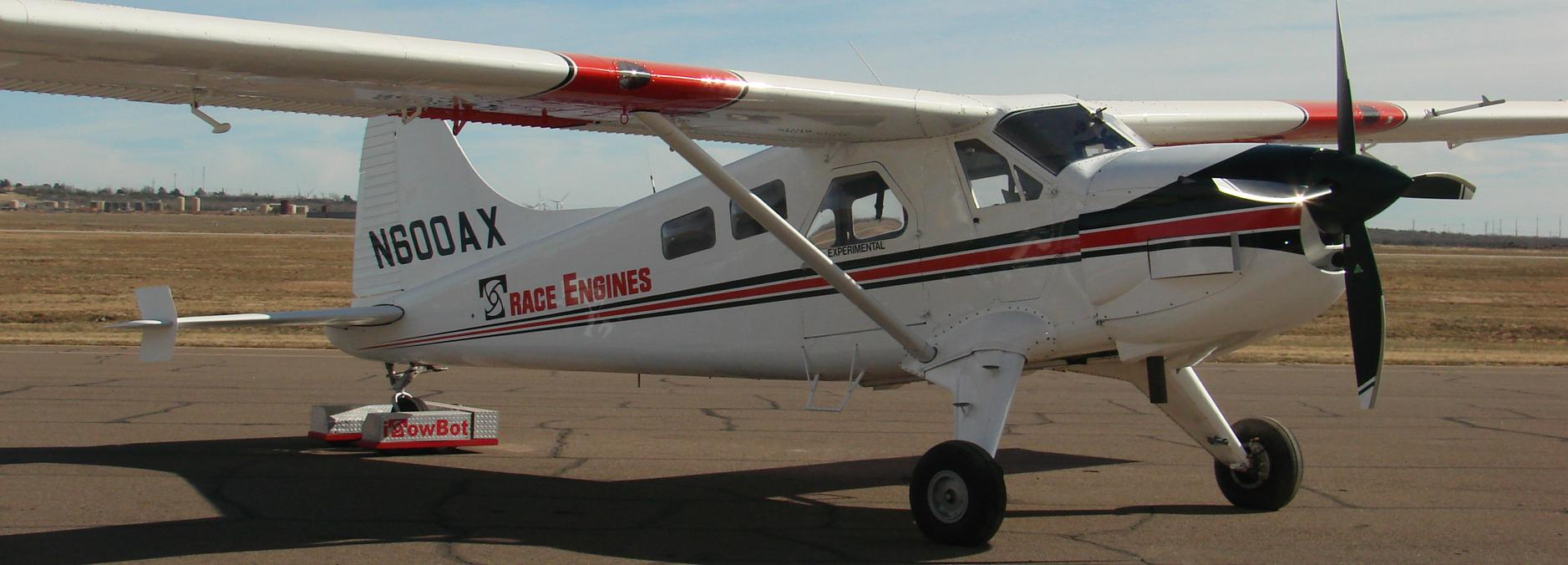 Trace Engines DHC-2 MK-I Engine Conversion