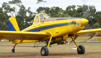 Air Tractor Wire Strike Protection System