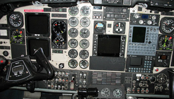 King Air B300 Pro Line 21 Certification