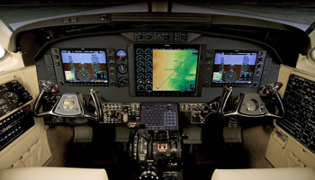 King Air C90 G1000 Integration