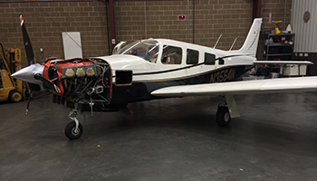 Piper PA-32 IO-540-K1G5 Conversion