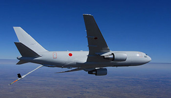Boeing Japan Tanker Conversion