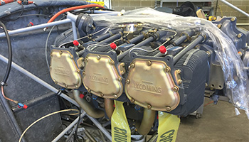 Lycoming IO-540-K1G5 Engine Installation