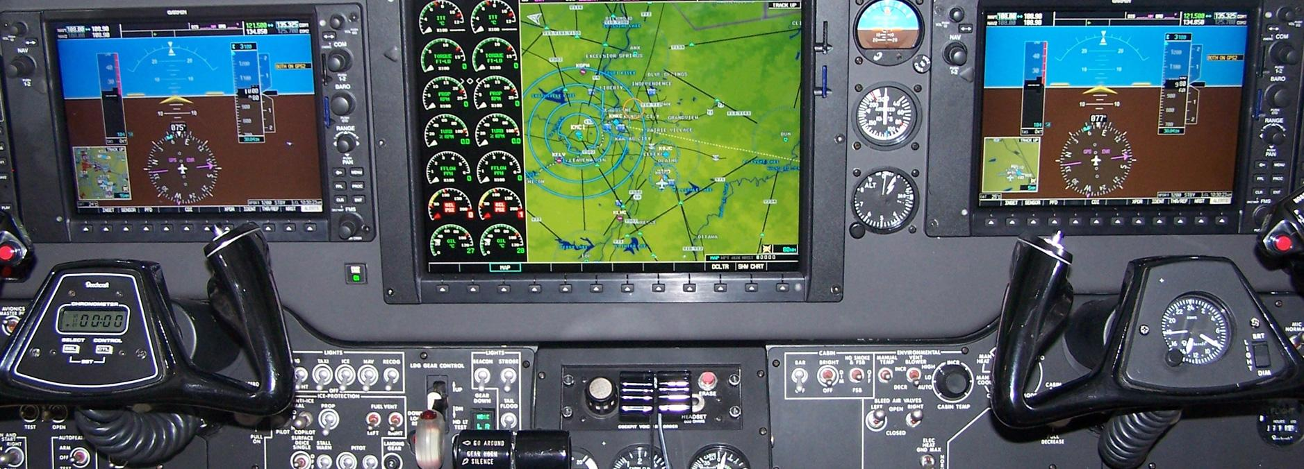 FAA Certification for Beechcraft C90 G1000 Integrated Flight Deck Project